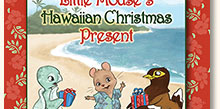 Little Mouse's Hawaiian Christmas Present